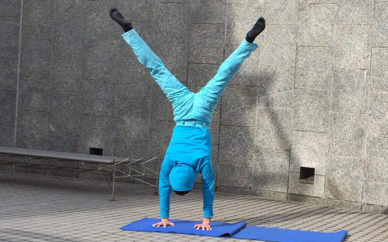 大滝直司:広島・男性ヨガインストラクターによる【メンズmoヨガ教室・スタジオ広島】